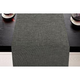 TAGORE - Chemin de table épais en 100% polyester 300 gr/m²
