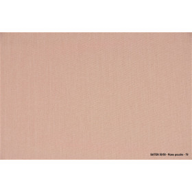SATEN - Chemin de table en polycoton couleur 250 gr/m²