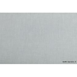 Chemin de table en tissu pour restaurant polyester & lin