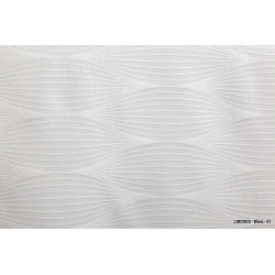 Chemin de table à motifs géométriques 100% coton pour restaurant
