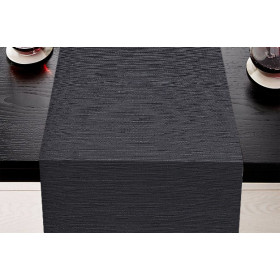 BOREAL - Chemin de table en 100% polyester finition texturée 260 gr/m²