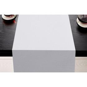 LONDON - Chemin de table élégant en 100% polyester 250 gr/m²
