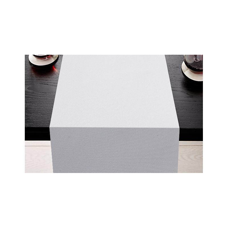 Chemin de table restaurant résistant en 100% polyester | 6 coloris