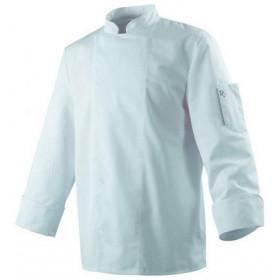 Veste de cuisine mixte à manches longues - NERO de Robur