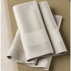 serviette-de-table-restaurant-coton-encadre-beige