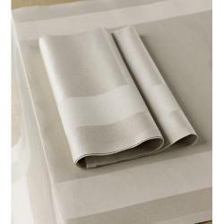 chemin-de-table-coton-ivoire