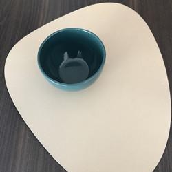 LEATHER - Set de table cuir recyclé pour restaurant - NAPPE RESTAURANT