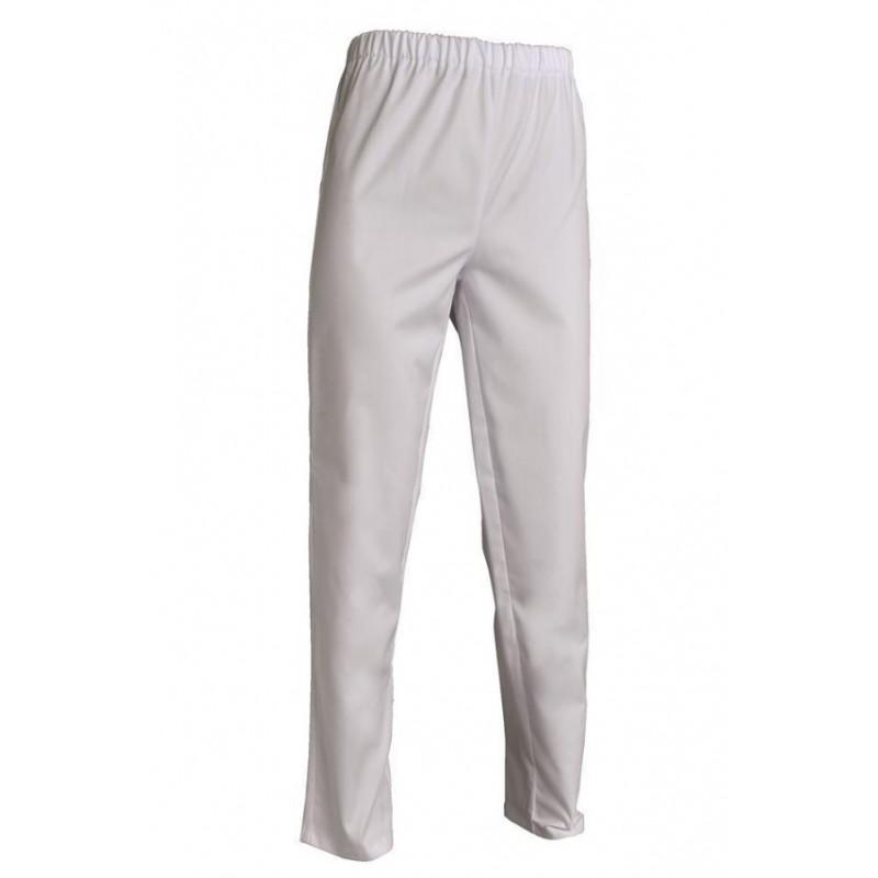 tenue-cuisinier-pantalon-cuisine-blanc-elastique