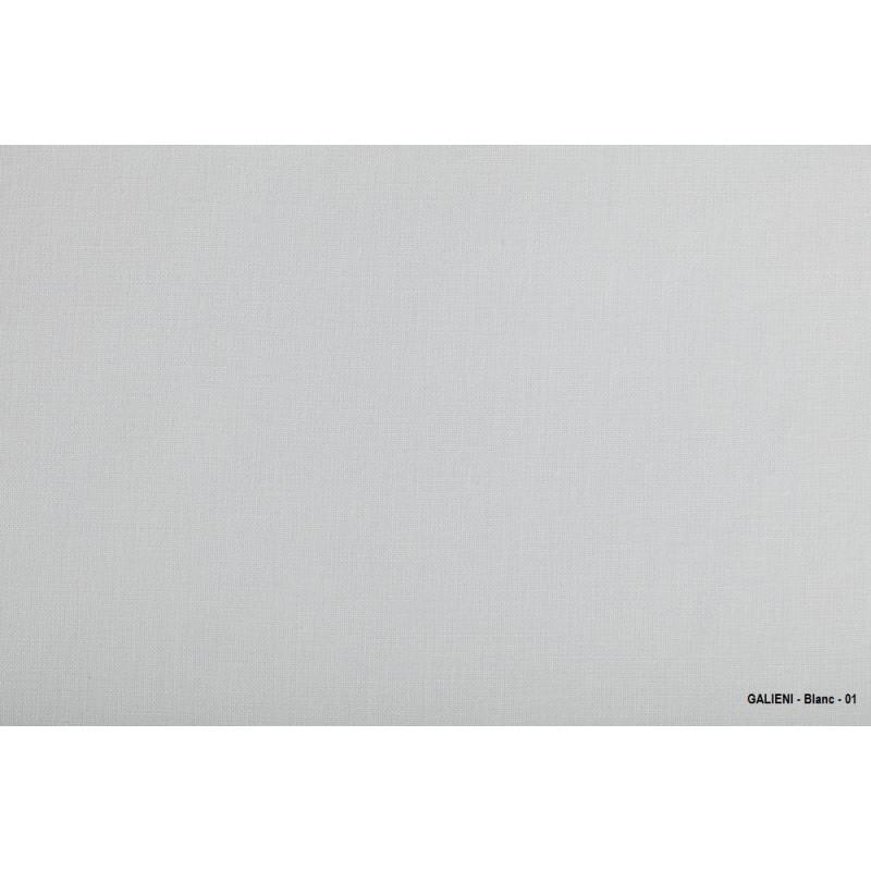Echantillon tissu - GALIENI pour linge de table en lin mélangé