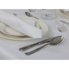 nappe-professionnelle-restaurant-blanc-repassage facile