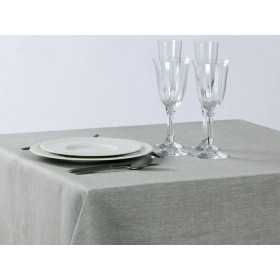 NATUREL - Serviettes de table pour restaurant en pur lin