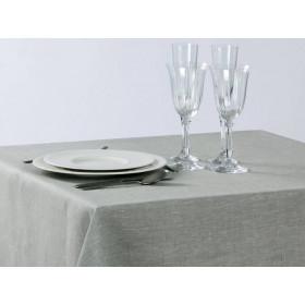 NATUREL - Chemin de table restaurant et réception en pur lin
