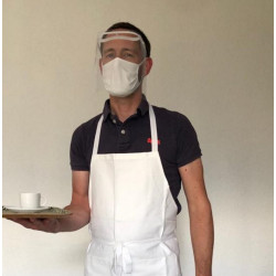 masque-visiere-serveur-barman-restaurant