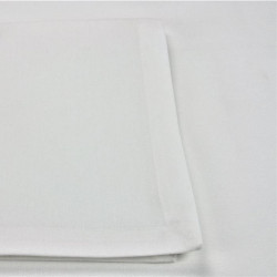Nappe sur-mesure polyester repassage facile - MILANO - Nappe Restaurant