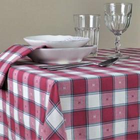 serviette-restaurant-damier-trattoria