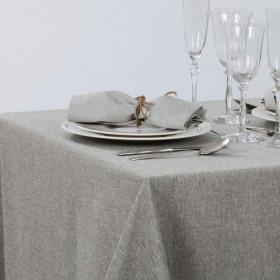 serviette-restaurant-beige chine-polyester-tagore