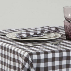 serviette-table-carreaux-bistrot-gris