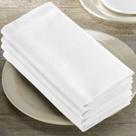 serviette-restaurant-pique-coton