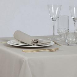 serviette-restaurant-polycoton-beige
