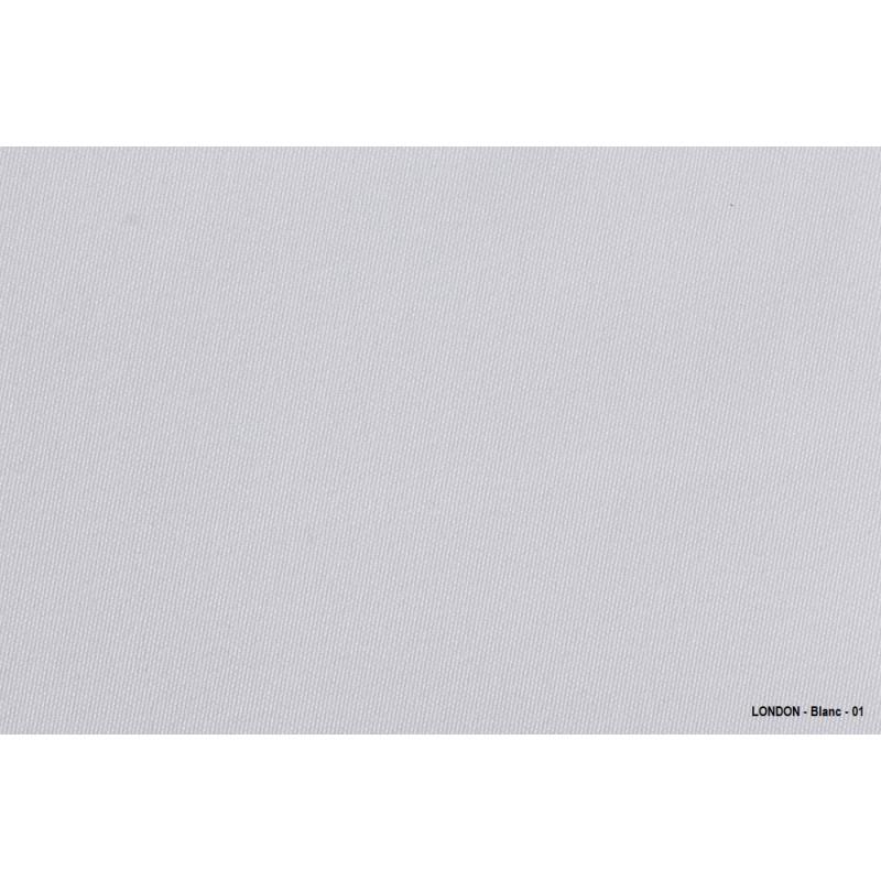 Echantillon tissu - LONDON pour linge de table professionnel