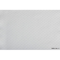 Echantillon tissu - TRIBECA pour nappe jacquard