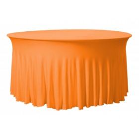 Housse de table - Grandeur Ronde - 180 gr/m²