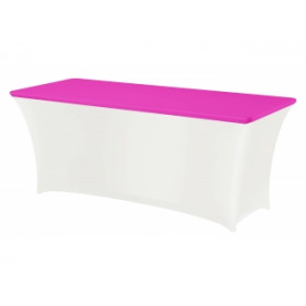 Housse pour plateau table rectangulaire - Premium/Symposium - 180 gr/m²